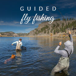 Missouri River fly fishing guided trips