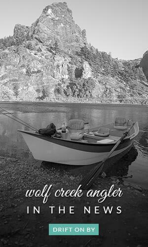 Wolf Creek Angler Press