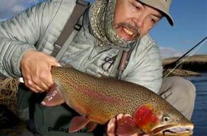 Wolf Creek Angler Guide Eric Mondragon