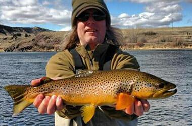Fred Davison Wolf Creek Angler Guide