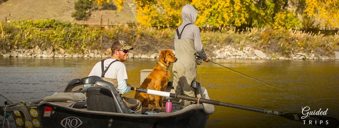 Wolf Creek Anglers Guided Trips