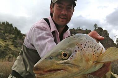 Luke Koerten Wolf Creek Angler Guide