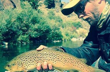 Matt Hargrave Wolf Creek Angler Guide