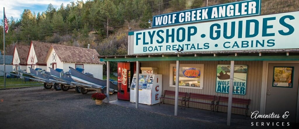 Wolf Creek Anglers Services