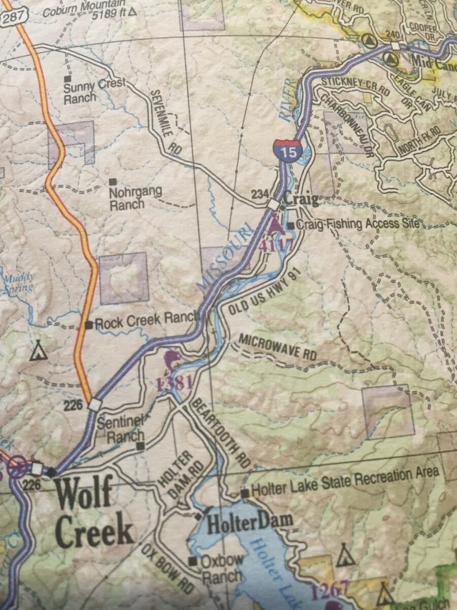 Why wolf creek 10 reasons you should make wolf creek your for Fishing in missouri
