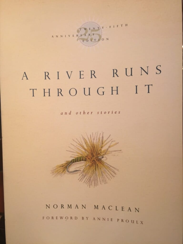 Much of Norman MaClean's A River Runs Through It ws set in and around Wolf Creek.