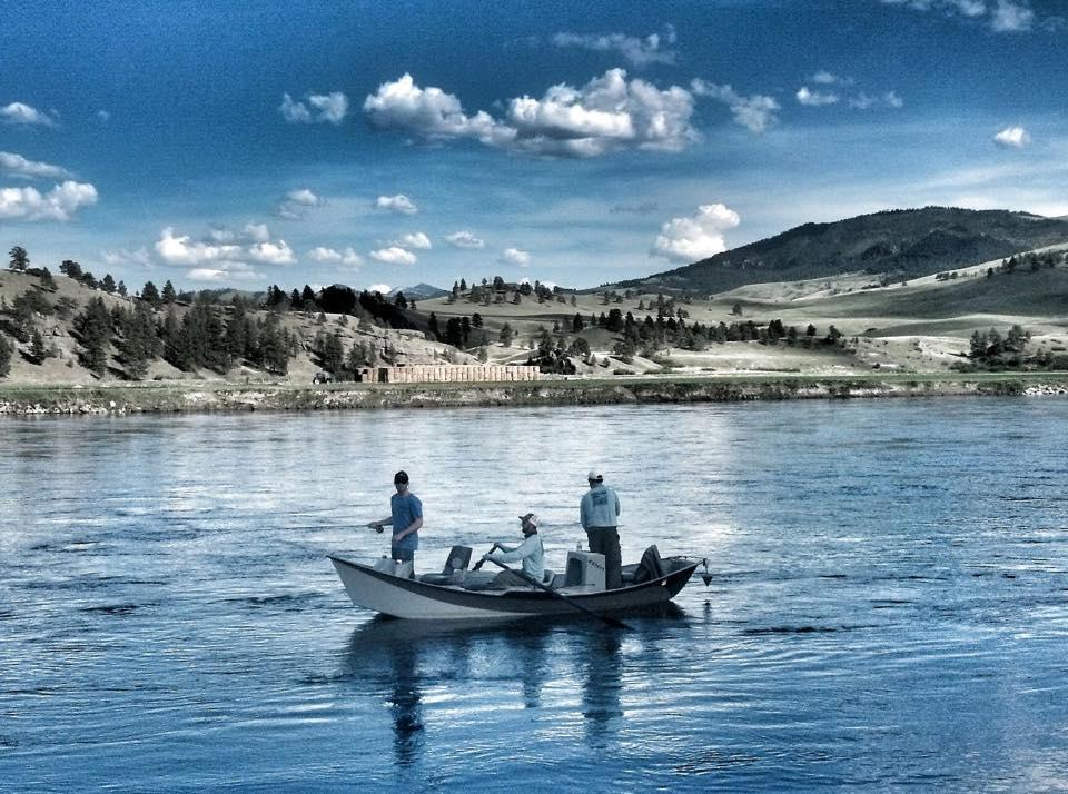 Missouri river fishing forecast for 2015 wolf creek angler for Missouri river fishing