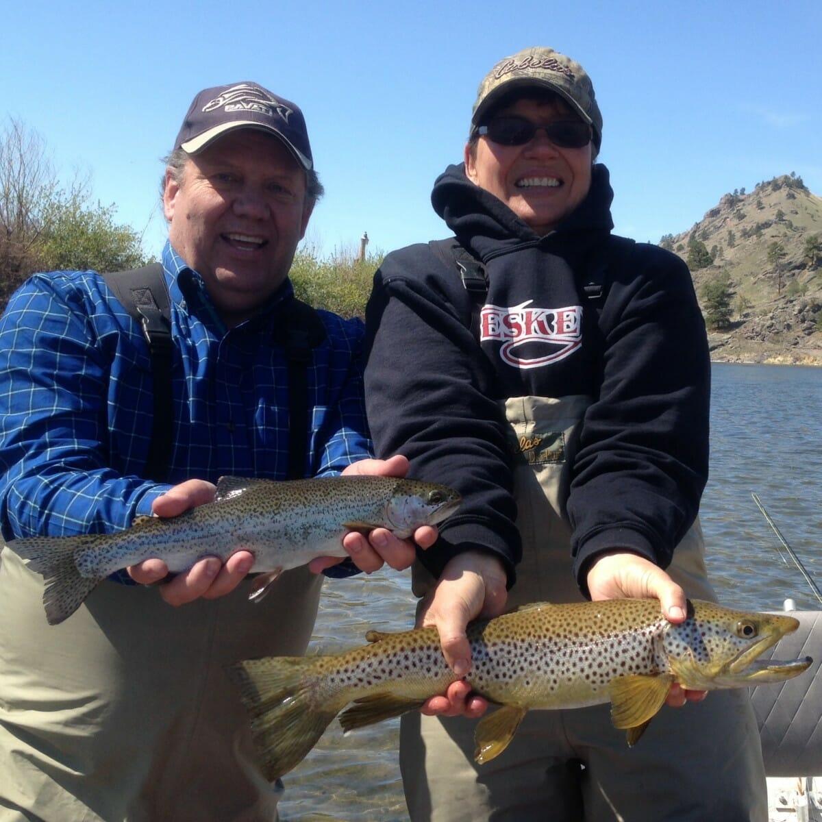 Late april missouri river fishing report 4 24 15 wolf for Missouri fishing report