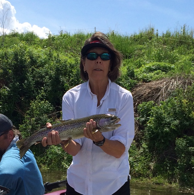 Tuesday missouri river report wolf creek angler for Missouri river fly fishing