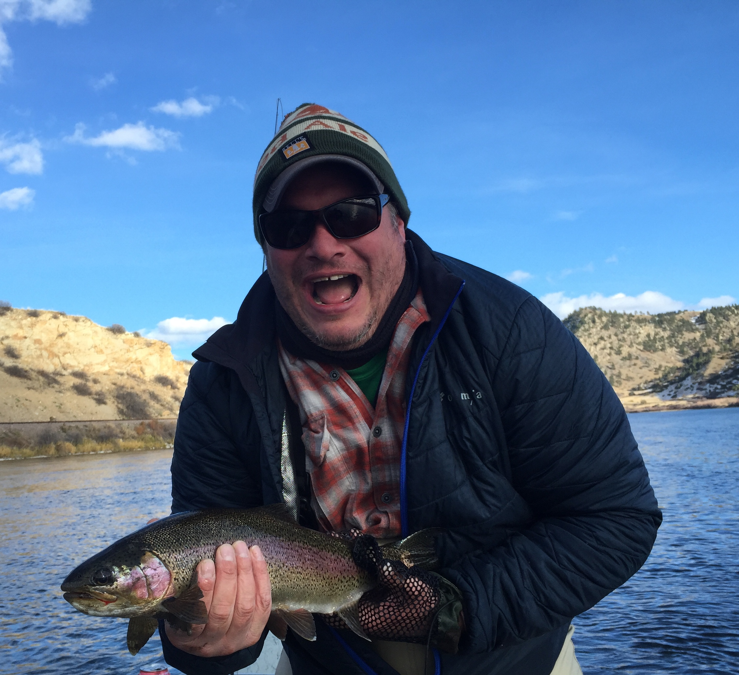 Friday fishing report wolf creek angler for Best fishing in missouri