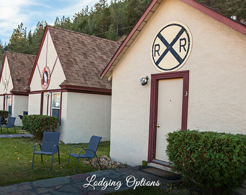 Wolf Creek Angler Lodging Options