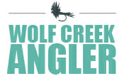 Wolf Creek Angler Logo