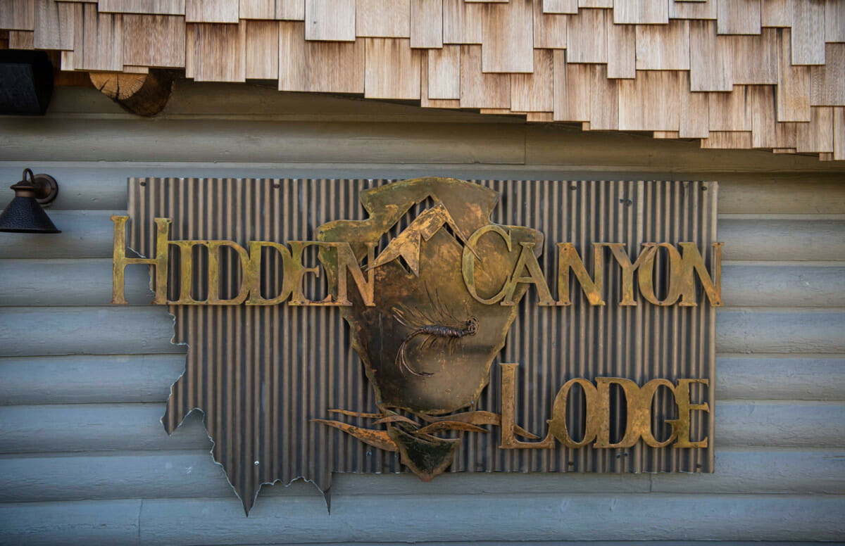 Hidden Canyon Lodging